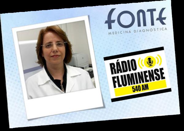 Entrevista Andréa Rádio